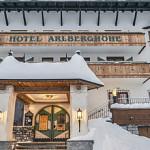 Hotel Arlberg hoehe St. Christoph