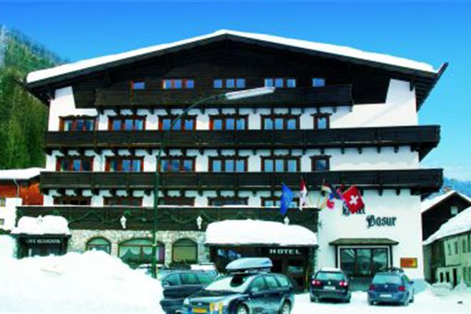 Hotel Pension Kristall Lech Am Arlberg