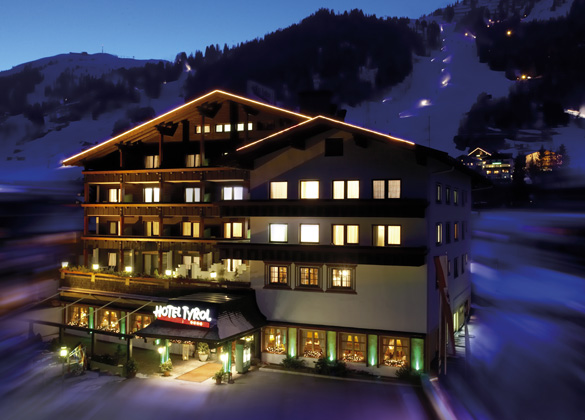 Hotel Tyrol Sankt Anton | Taxi St Anton am Arlberg