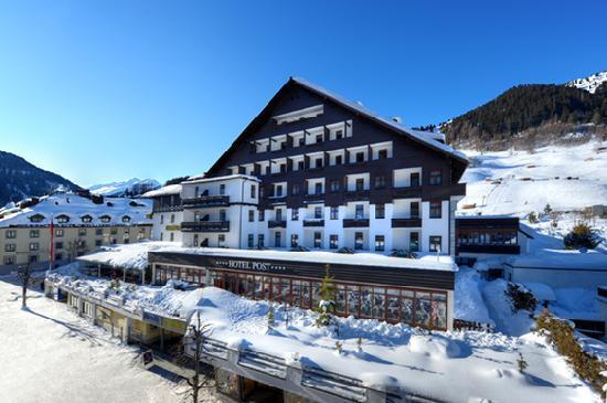 St Anton Arlberg Hotel Post